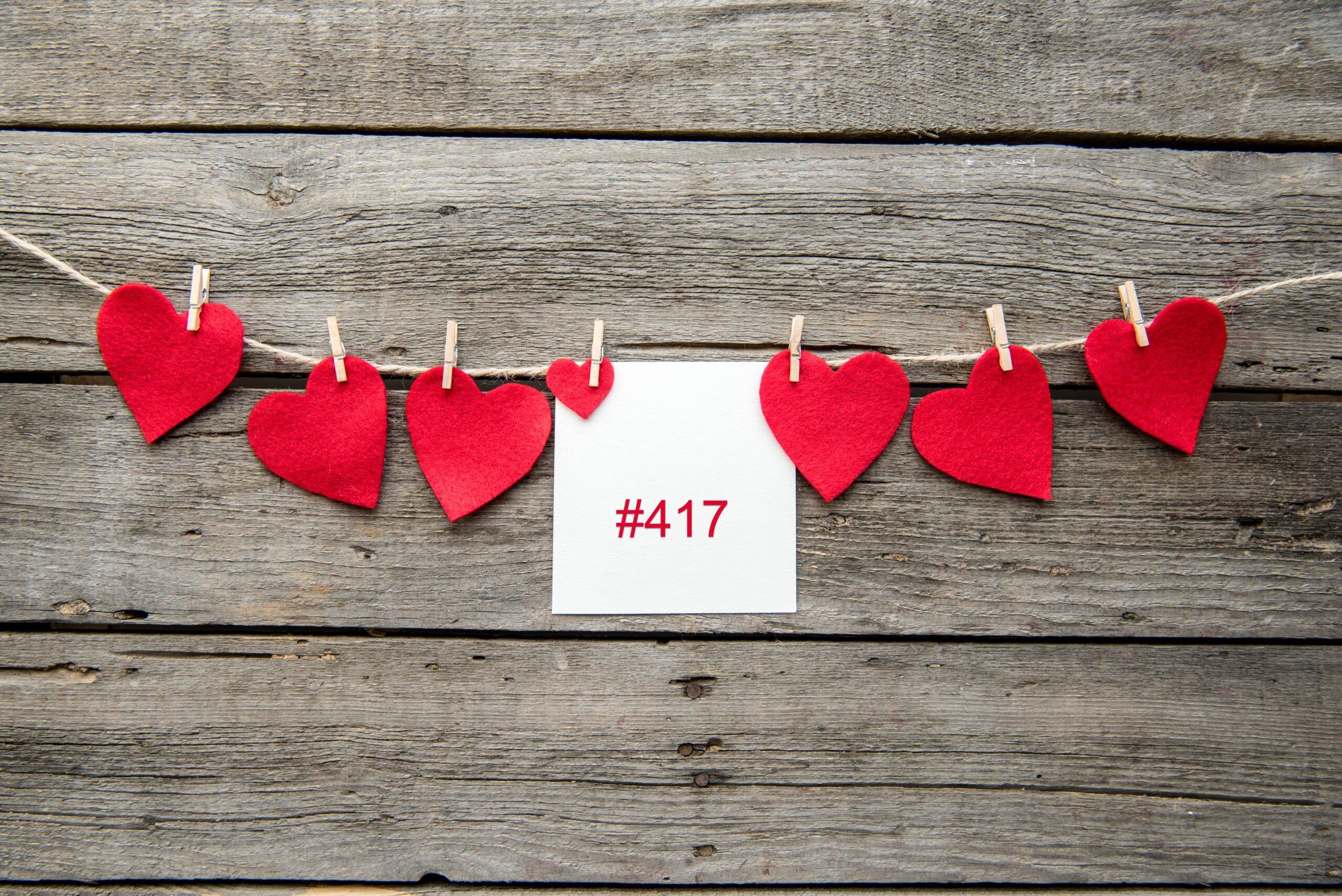 valentines in 417