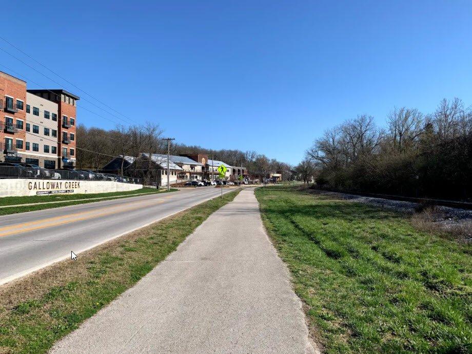 galloway village greenway trail