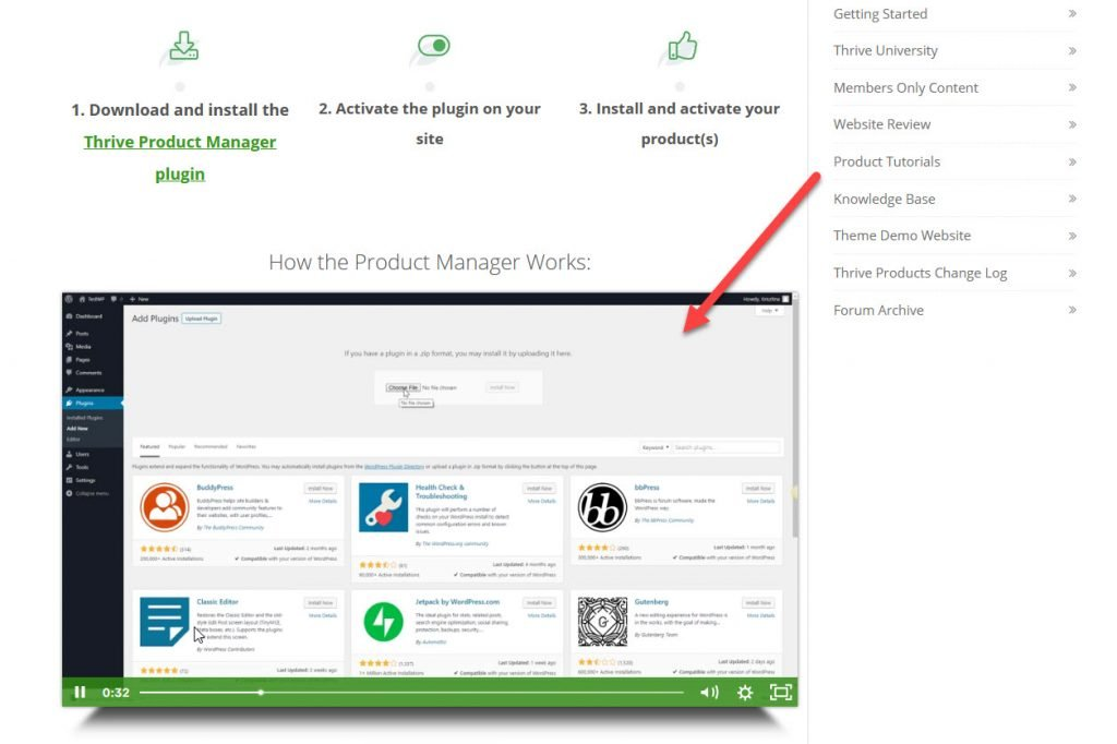project manager plugin