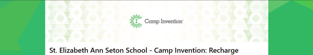 camp invention recharge summer camp