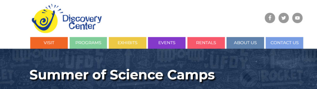 springfield science camps discovery center