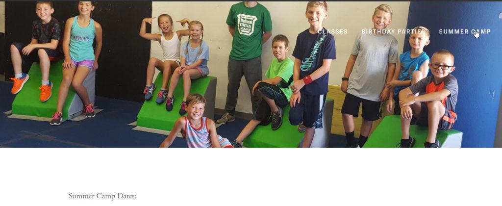 springfield warrior sports summer camps