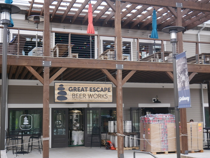 Great Escape Beer Works