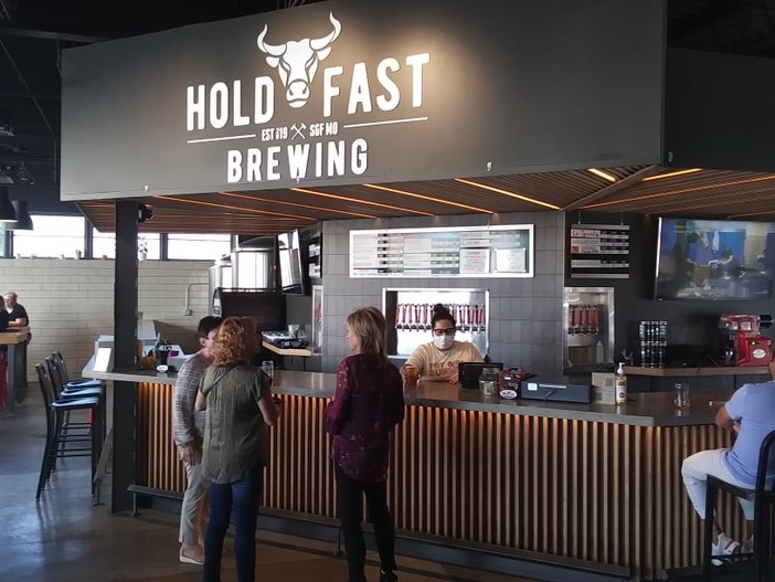 HOLD FAST BREWING COMPANY