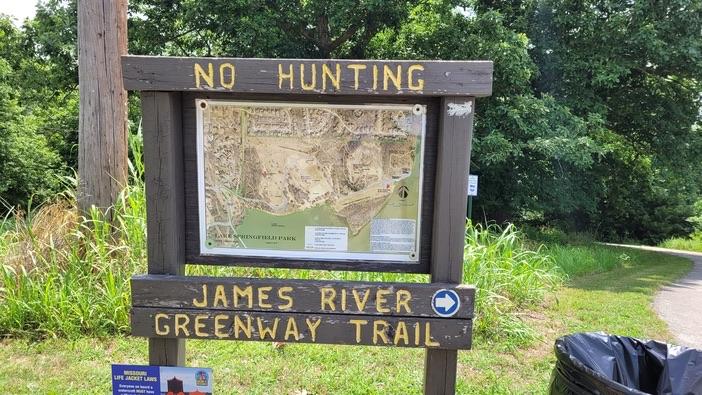 James River Greenway Trail