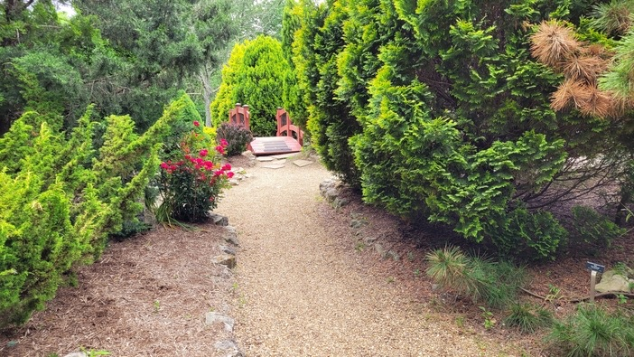 Japanese Stroll Garden in Springfield