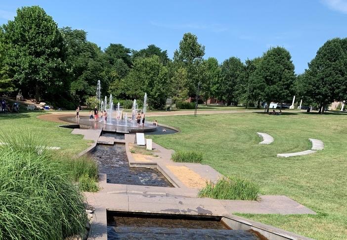 fountains at jordan valley park