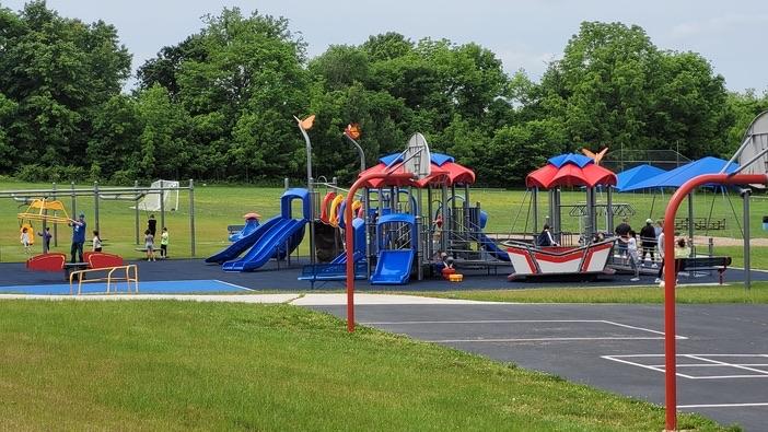 playground at McBride Park