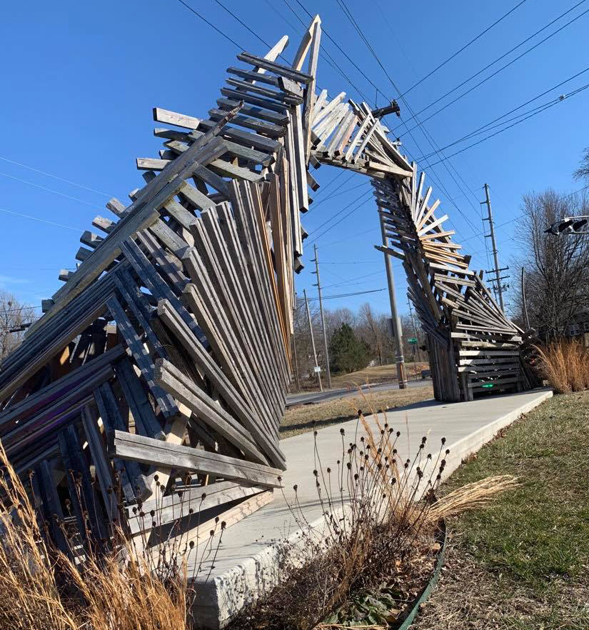 sculptures in springfield mo