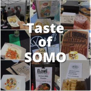 taste of somo festival